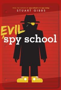 Evil Spy School cover